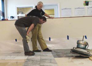 Marble Restoration Training
