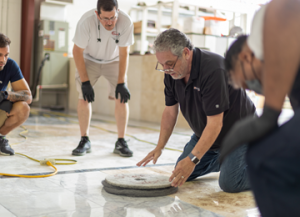 Marble and Stone Restoration Class